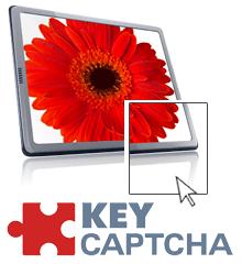 key captcha
